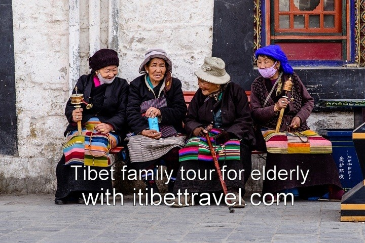 tour for family with elderly