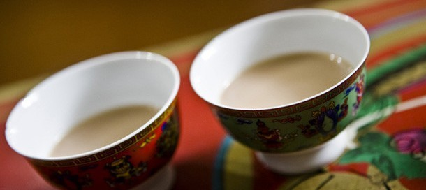 Tibetan Yak butter tea