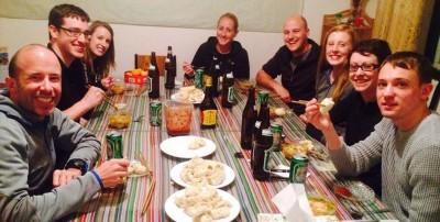 groups-at-Tibet-family-kitchen
