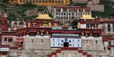 Ganden monastery, how much does it cost to travel in Tibet