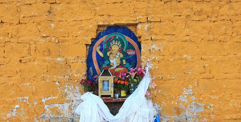 Avalokitesvara, a brief History of Tibet