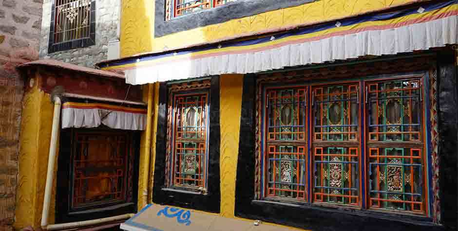 House of Shambhala, Lhasa