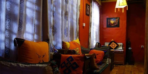 house of Shambhala hotel, Lhasa
