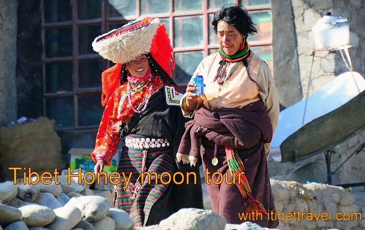 Honey moon Tibet tour