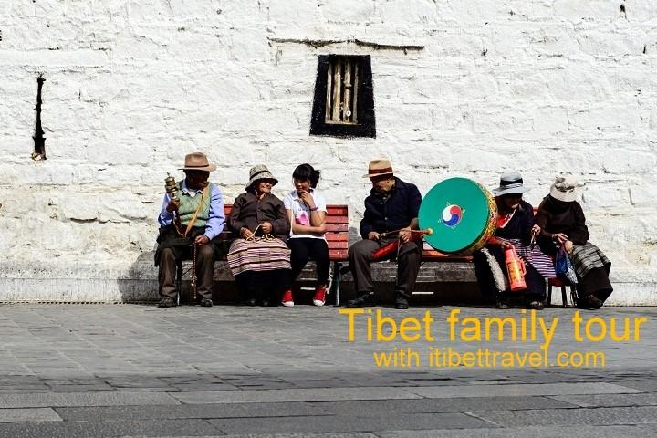 family tour package to Tibet