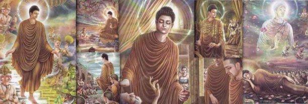 Buddha After enlightenment