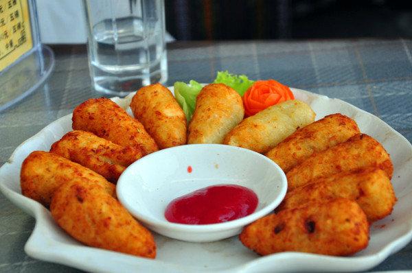 potato momo, Tibetan diet, tibetan food