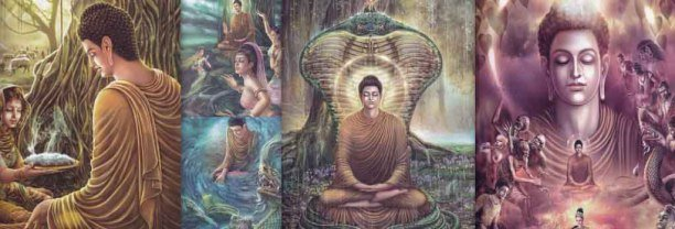 Buddha The Enlightenment