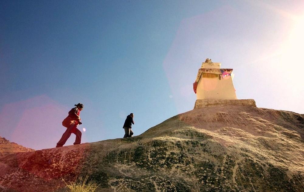 trekking route in Tibet, How to go to Tibet?