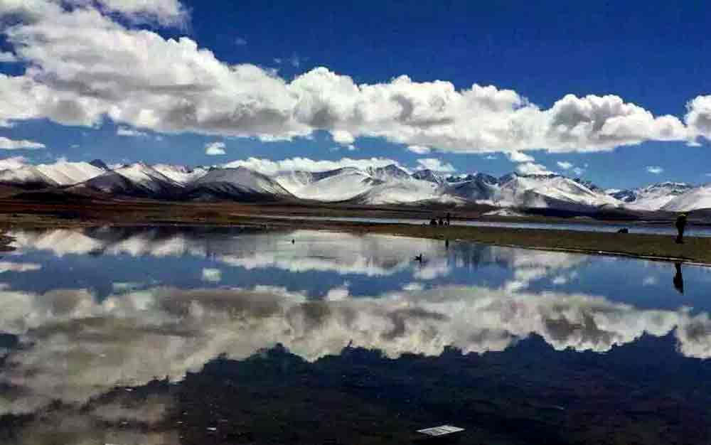 Namtso lake, how to travel to Tibet from China