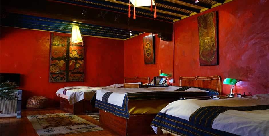 House of Shambhala, Lhasa