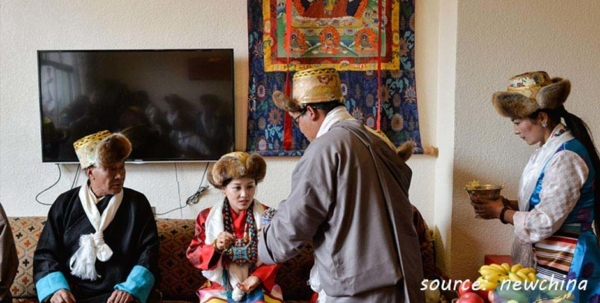 Tibetan Marriage Custom And Ceremony I Tibet Travel And Tours